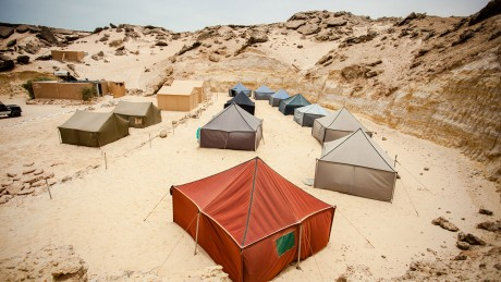 The dakhla Spirit Camp