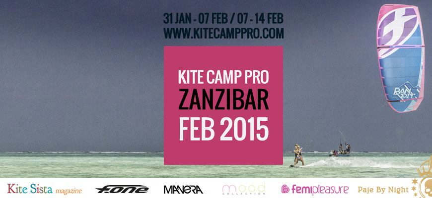 Kite Camp Pro coaching in Zanzibar – Paje – 2015