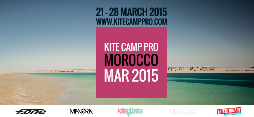 Kite Camp Pro coaching in Morocco – Dakhla – 2015