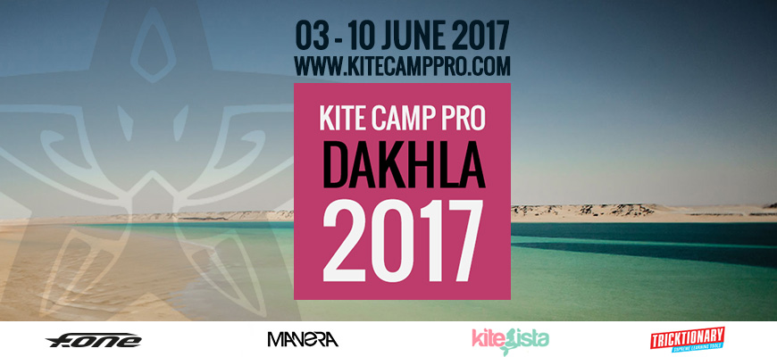 Kite Camp Pro coaching in Morocco – Dakhla – June 2017